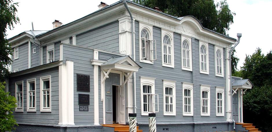 Квартира-музей семьи Ульяновых