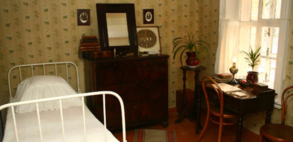 Комната Марии Александровны Ульяновой