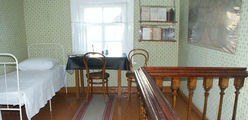 Комната Владимира Ульянова